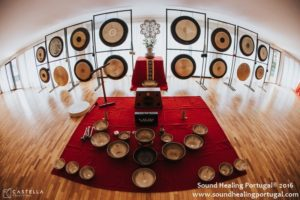 Sound Healing PORTUGAL 2015 - 2016