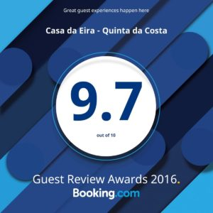 Guest Review Awards de 2016
