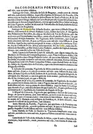 Corografia Portugueza